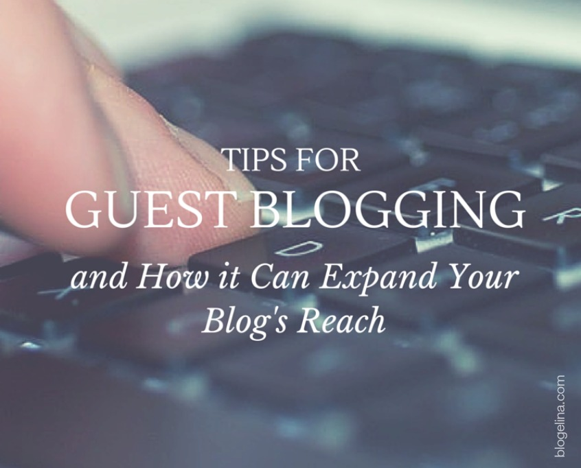 How Guest Blogging Can Expand Your Reach