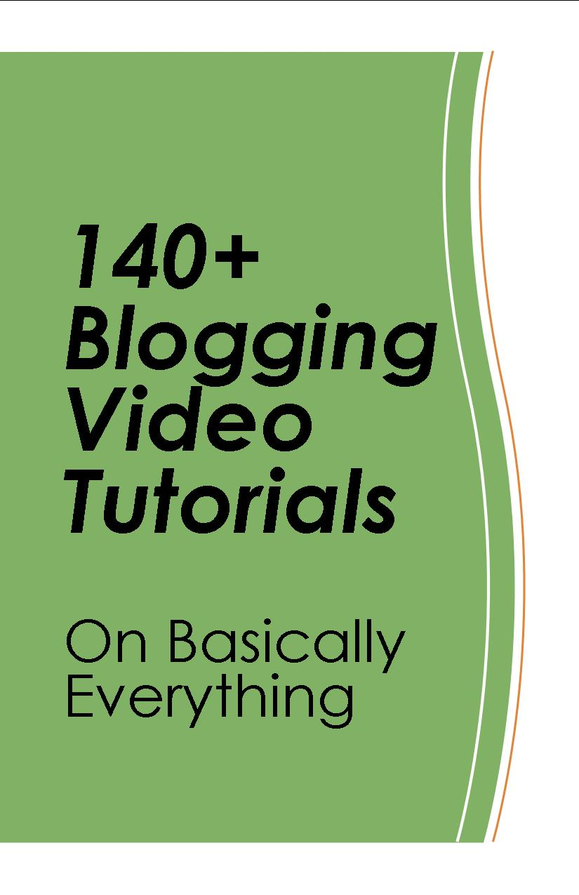 Blogging Videos - All