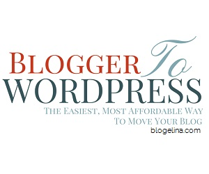 Total Blogger to Wordpress Transfer Package