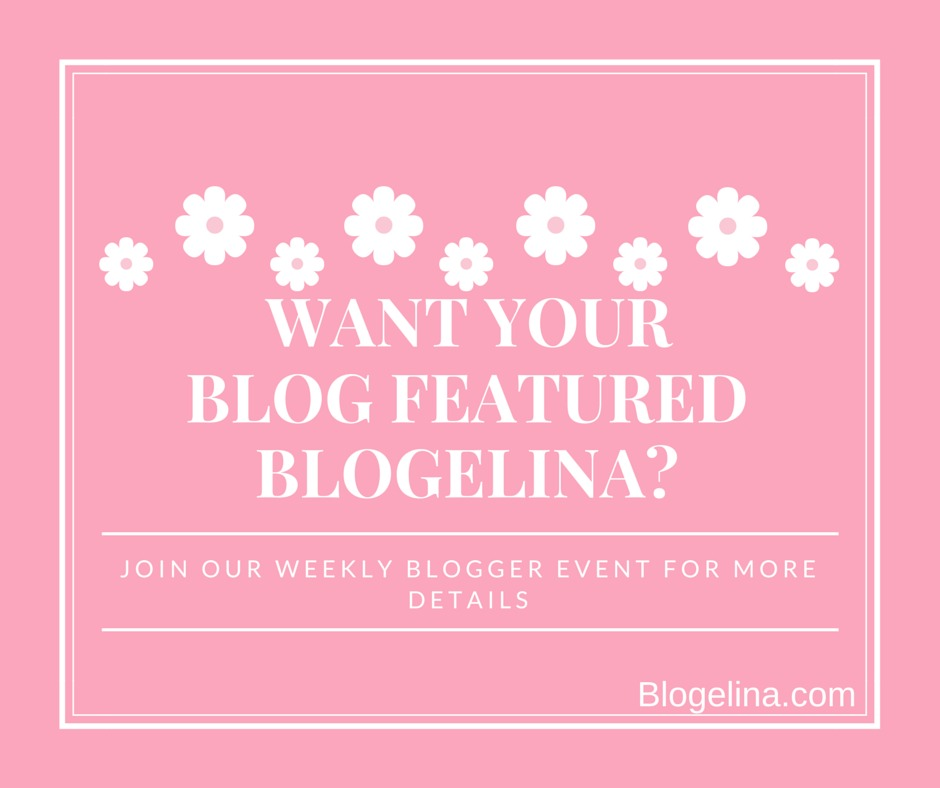 Want your blog featured on Blogelina