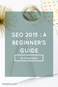 SEO 2015 - A Beginner's Guide {Infographic} - Blogelina