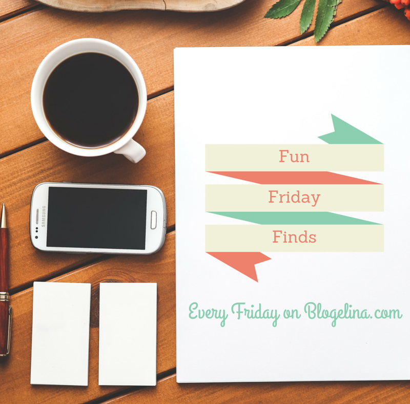 Fun Friday Finds – Daily Blogging To-Do List
