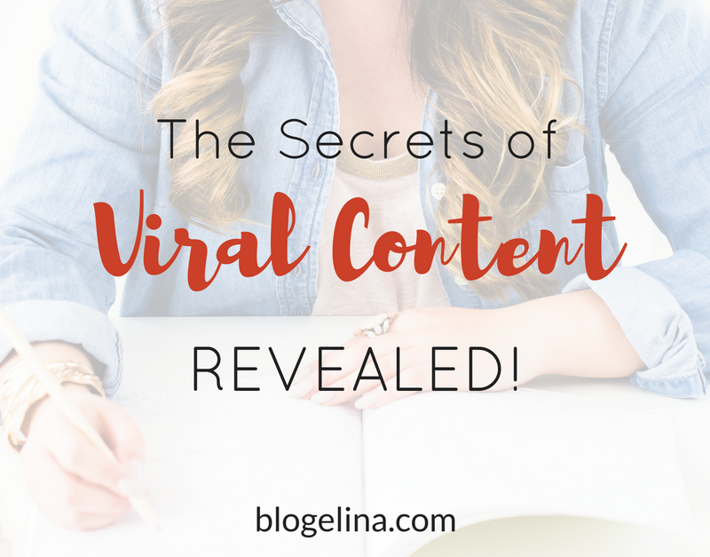 The Secrets of Viral Content Revealed!