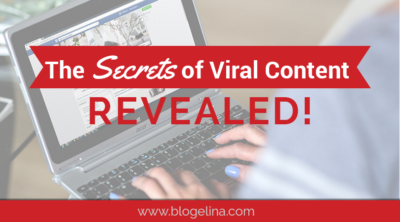 The Secrets of Viral Content Revealed