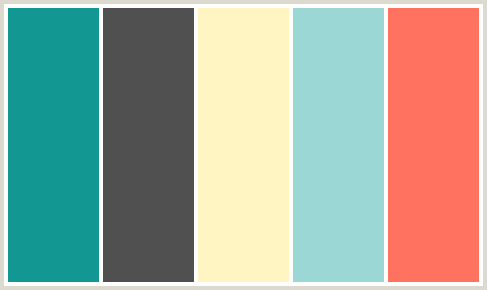 mix of complementary colors
