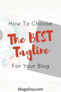 how-to-choose-the-best-tagline-for-your-blog-blogelina