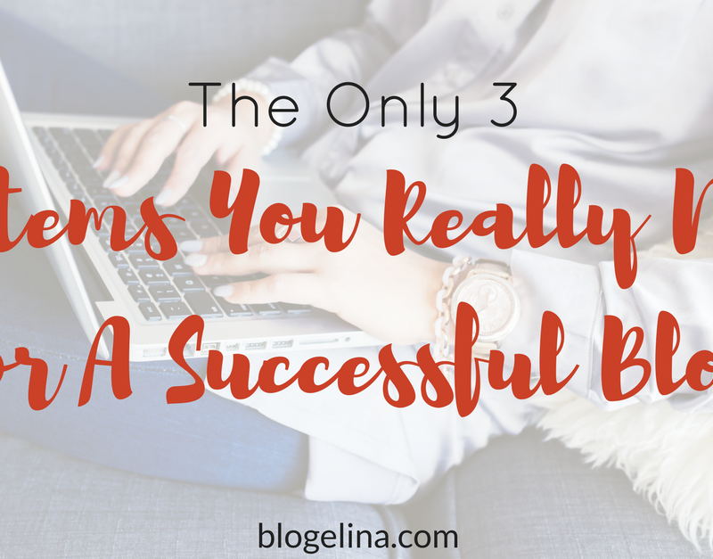 The Only 3 Systems You Really Need For A Successful Blog